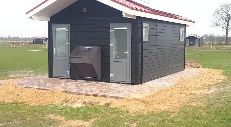 Duntep Privé-sanitair unit Noordenveld
